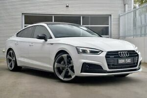 2019 Audi A5 F5 45 TFSI sport White Sports Automatic Dual Clutch Berwick Casey Area Preview