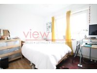 Large split level apartment located within a few minutes of Borough tube and London Bridge station