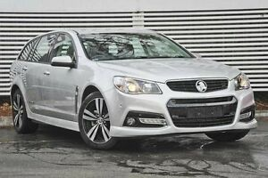2015 Holden Commodore VF MY15 White 6 Speed Sports Automatic Wagon Mount Gravatt Brisbane South East Preview