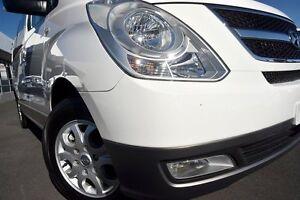 2013 Hyundai iMAX TQ MY13 Creamy White 4 Speed Automatic Wagon Glendalough Stirling Area Preview