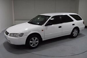 2001 Toyota Camry SXV20R CSi White 4 Speed Automatic Wagon Invermay Launceston Area Preview