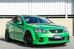 2008 Holden Commodore VE MY09 SS-V Green 6 Speed Automatic Sedan