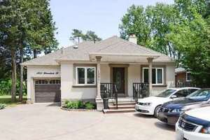 Detached Home In Mineola! 2+2 Bed, 2 Bath Bungalow
