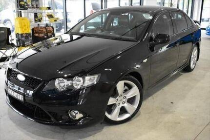 2011 Ford Falcon FG XR6 Turbo Black 6 Speed Manual Sedan Port Macquarie Port Macquarie City Preview