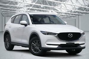 2018 Mazda CX-5 MY18 (KF Series 2) Maxx Sport (4x2) White 6 Speed Automatic Wagon Eagle Farm Brisbane North East Preview
