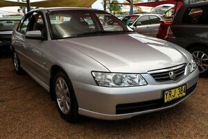 2003 Holden Berlina VY Silver 4 Speed Automatic Sedan Colyton Penrith Area Preview