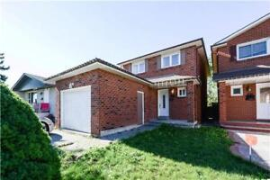 Must See! All Brick Detached Home On A Small Child Safe Court