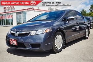 2009 Honda Civic Hybrid AS IS Special!!!