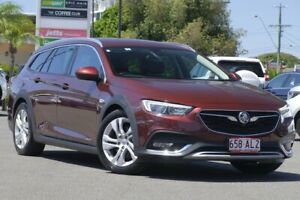 2018 Holden Calais ZB MY18 Tourer AWD Rioja Red 9 Speed Sports Automatic Wagon