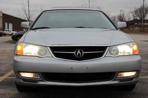 2003 Acura TL 3.2 SPORT-HEATHER LEATHER-SUNROOF--AMAZING SHAPE