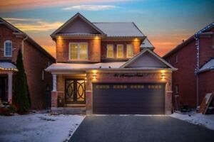 Fully Detached 4 Bdrm Clarington Home For Sale