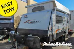 CU1215 Jayco Starcraft Outback Easy To Tow Pop Top Penrith Penrith Area Preview
