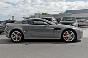 2016 Aston Martin V8 MY16 Vantage Sportshift II GT Grey 7 Speed Seq Manual Auto-Clutch Coupe Artarmon Willoughby Area Preview