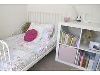 IKEA Minnen extendable children bed