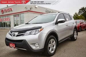 2013 Toyota RAV4 XLE - MANAGER'S SPECIAL