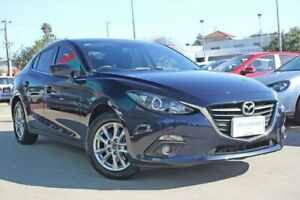 2015 Mazda 3 BM5278 Touring SKYACTIV-Drive Blue 6 Speed Sports Automatic Sedan Victoria Park Victoria Park Area Preview