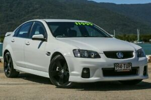 2012 Holden Commodore VE II MY12.5 SV6 Z Series White 6 Speed Sports Automatic Sedan Portsmith Cairns City Preview