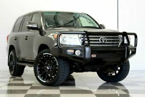 2014 Toyota Landcruiser VDJ200R MY13 VX (4x4) Grey 6 Speed Automatic Wagon Burleigh Heads Gold Coast South Preview