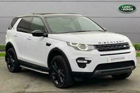 image for 2017 Land Rover Discovery Sport 2.0 Td4 180 Hse Black 5Dr Auto Station Wagon Die