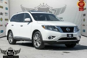 2014 Nissan Pathfinder PLATINUM 360 CAMERA NAVIGATION DVD PANO-S