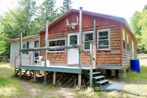 HUNTING CAMP/YOUR GETAWAY PLACE!