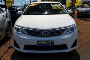 2013 Toyota Camry ASV50R Altise White 6 Speed Sports Automatic Sedan Colyton Penrith Area Preview