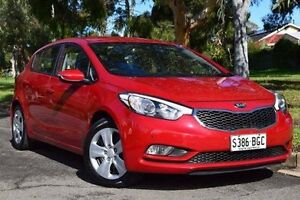 2015 Kia Cerato YD MY15 S Red 6 Speed Sports Automatic Hatchback St Marys Mitcham Area Preview
