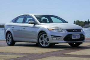 2010 Ford Mondeo MC Zetec Silver 6 Speed Sports Automatic Hatchback
