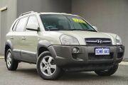 2004 Hyundai Tucson JM Gold 4 Speed Sports Automatic Wagon Osborne Park Stirling Area Preview