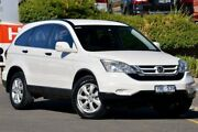 2010 Honda CR-V RE MY2010 Limited Edition 4WD White 5 Speed Automatic Wagon Narre Warren Casey Area Preview