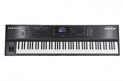 Kurzweil Forte 88 Key Stage Piano Keyboard BRAND NEW - FULL
