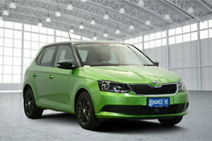 2018 Skoda Fabia NJ MY18.5 81TSI DSG Green 7 Speed Sports Automatic Dual Clutch Hatchback Victoria Park Victoria Park Area Preview