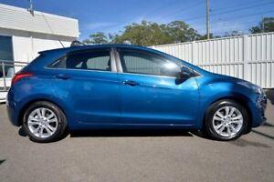 2013 Hyundai i30 GD Elite Blue 6 Speed Sports Automatic Hatchback