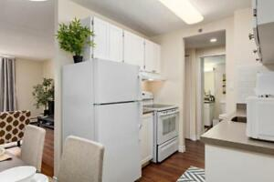 COZY 1 BED SUITES DOWNTOWN CALGARY STARTING AT $1100