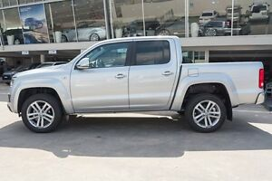 2016 Volkswagen Amarok 2H MY16 TDI420 4Motion Perm Ultimate Reflex Silver 8 Speed Automatic Utility Brookvale Manly Area Preview