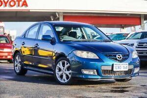 2007 Mazda 3 BK MY06 Upgrade SP23 Blue 5 Speed Auto Activematic Hatchback