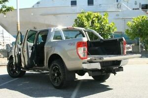 2013 Ford Ranger PX XLT Double Cab Champagne 6 Speed Manual Utility Bungalow Cairns City Preview