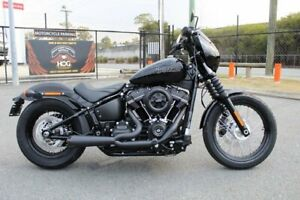 2020 Harley-Davidson FXBB Street Bob (107) Nerang Gold Coast West Preview