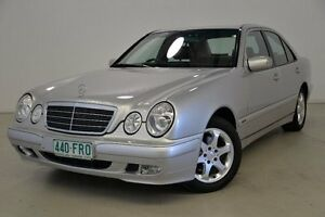 2000 Mercedes-Benz E200 Kompressor W210 Classic Kompressor Silver 5 Speed Sports Automatic Sedan Mansfield Brisbane South East Preview
