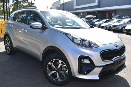 2018 Kia Sportage QL MY19 Si 2WD Silver 6 Speed Sports Automatic Wagon Mill Park Whittlesea Area Preview
