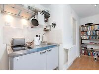 Take in before it is too late - self contained studio flat next to Elephant & Castle tube