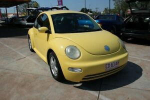2004 Volkswagen Beetle 9C MY2005 Coupe Yellow 4 Speed Automatic Hatchback Stuart Park Darwin City Preview
