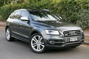 2014 Audi SQ5 8R MY14 TDI Tiptronic Quattro Grey 8 Speed Sports Automatic Wagon Parkside Unley Area Preview