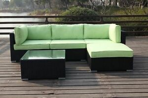 Florence Outdoor Sectional Patio Set - NEW