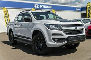 2016 Holden Colorado RG MY17 Z71 Pickup Crew Cab White 6 Speed Sports Automatic Utility Kings Park Blacktown Area Preview
