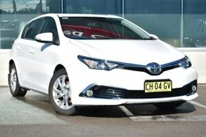 2016 Toyota Corolla ZRE182R Ascent S-CVT White 7 Speed Constant Variable Hatchback Cardiff Lake Macquarie Area Preview
