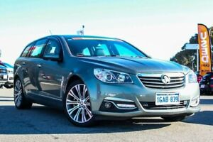 2015 Holden Calais VF MY15 V Sportwagon Grey 6 Speed Sports Automatic Wagon Cannington Canning Area Preview