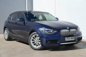 2011 BMW 116i F20 Blue 8 Speed Sports Automatic Hatchback Liverpool Liverpool Area Preview