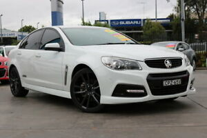 2013 Holden Commodore VF MY14 SS White 6 Speed Manual Sedan Penrith Penrith Area Preview
