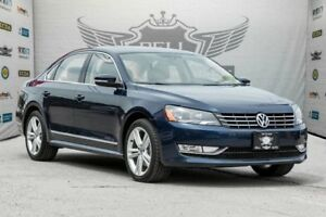 2013 Volkswagen Passat Sedan Highline SUNROOF LEATHER BLUETOOTH